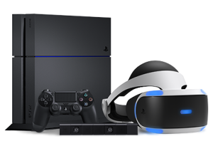 Playstation VR sales