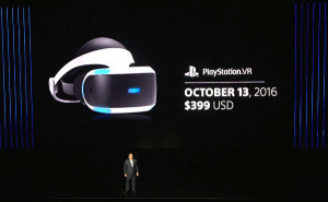 PlayStation VR E3